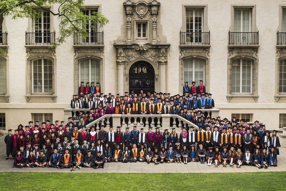 Caltech Commencement, 2019