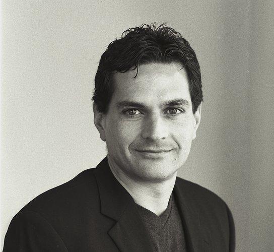 Photo of Michael J. Ybarra by Darcy Padilla