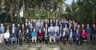 photo of the Caltech Board of Trustees