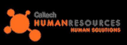 Caltech Human Resources logo