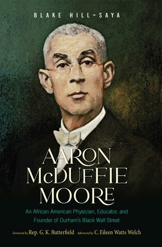 cover image from the book Aaron McDuffie Moore