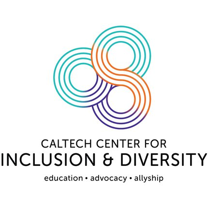 logo for the Caltech Center for Inclusion and Diversity