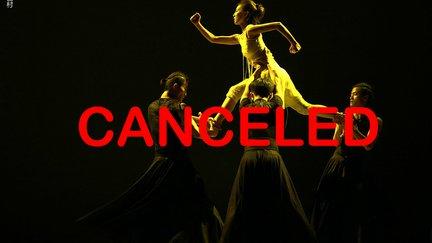 BeijingDance/LDTX Canceled