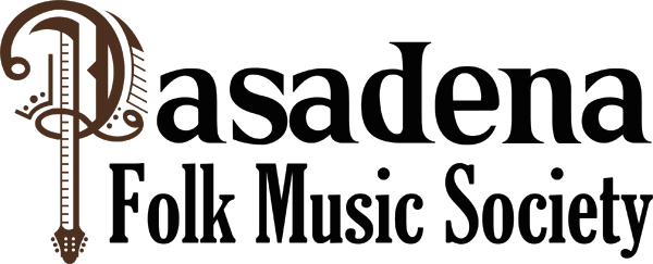 Pasadena Folk Music Society logo