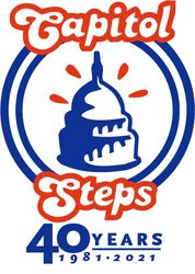 logo for The Capitol Steps
