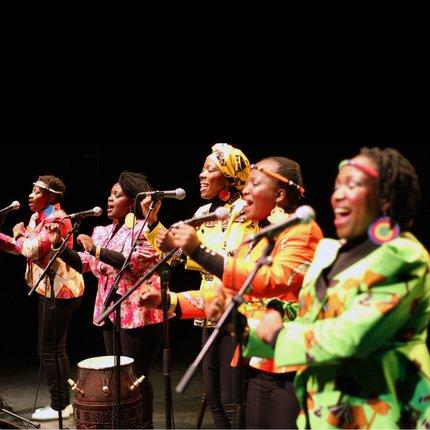 vocal group Nobuntu