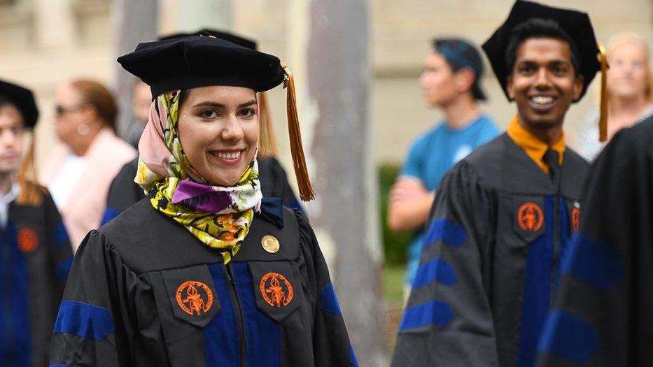 2019 Caltech Commencement
