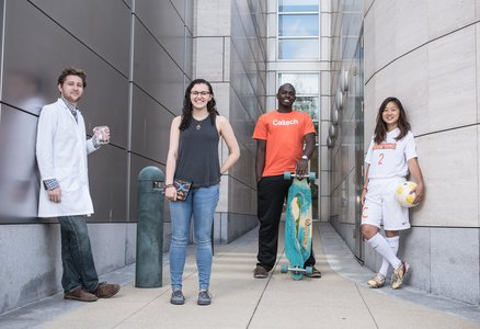 Caltech Students