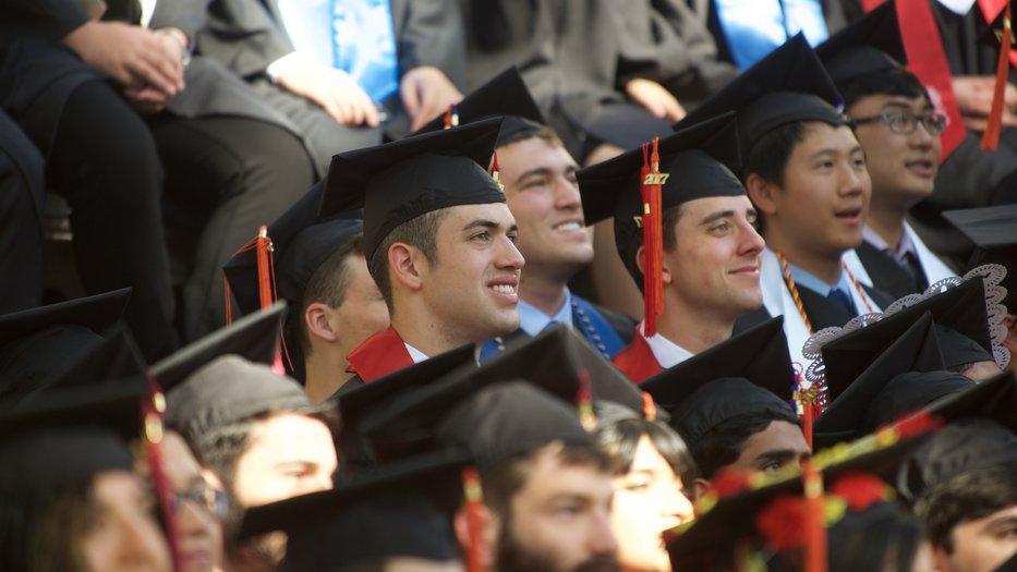 Caltech Graduating Students