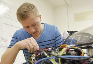 Caltech Student