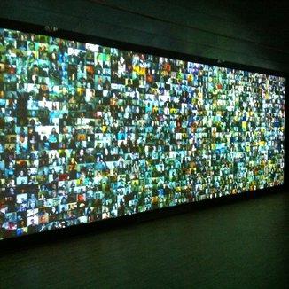 Big Bang Data Wall