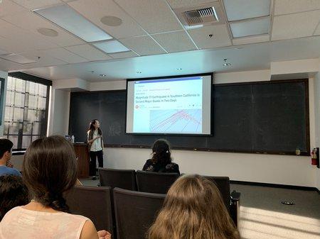 earthquake-lecture