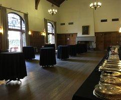 Food and Dabney Hall1