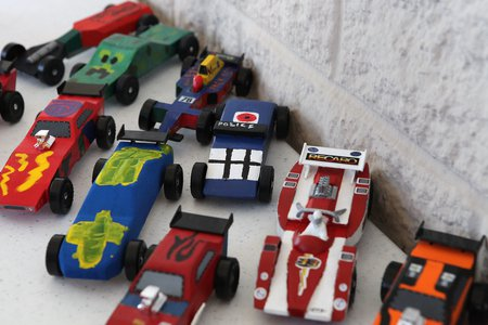 picture of toy cars