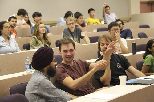 Active Learning at Caltech
