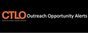 Outreach Opportunity Alerts banner