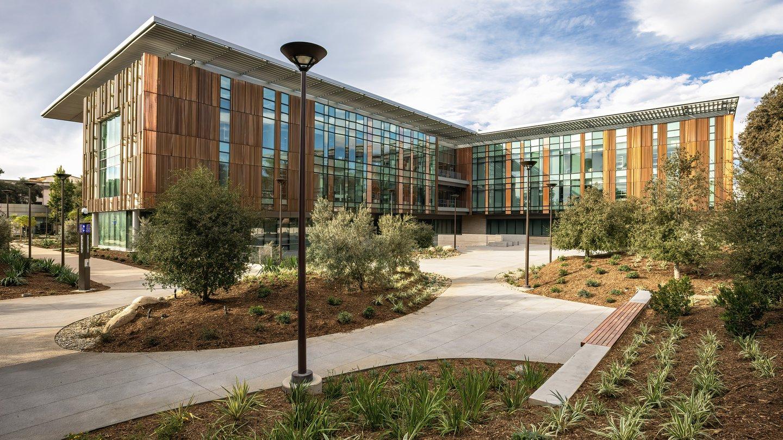 Chen Neuroscience Research Building at Caltech