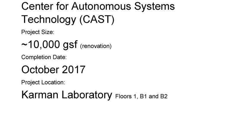 CAST Lab Outline