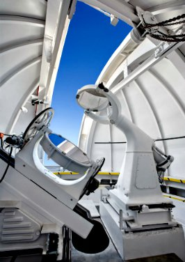 Linde+Robinson telescope