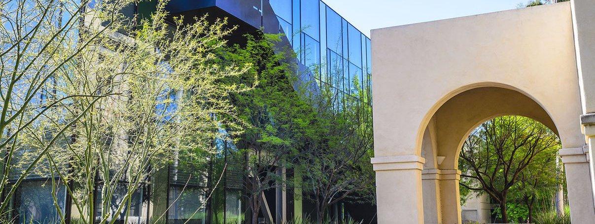 Annenberg building