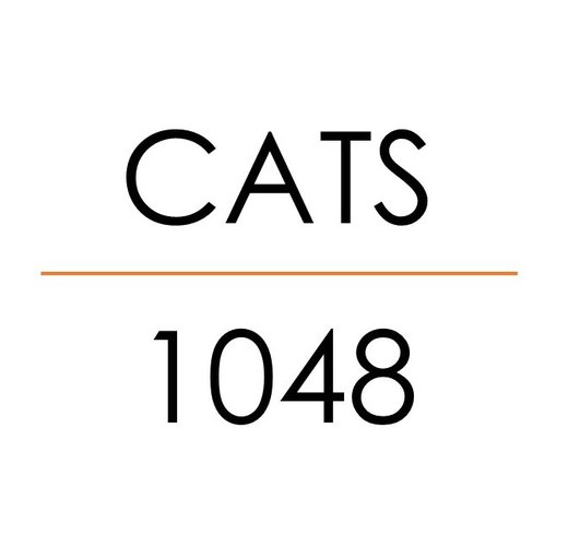 Cats 1048