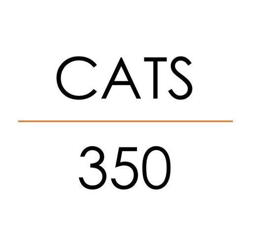Cats 350
