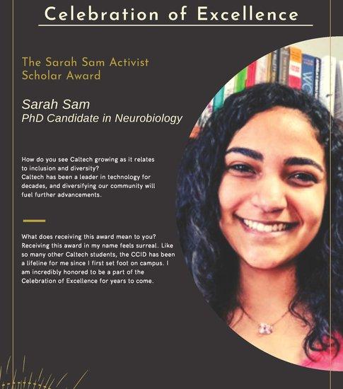 Sarah Sam