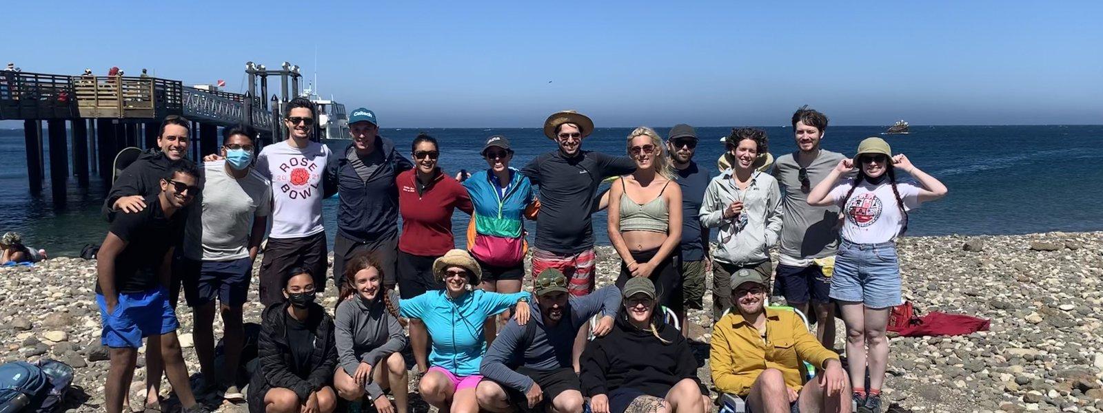 2021 Lab Kayaking Trip