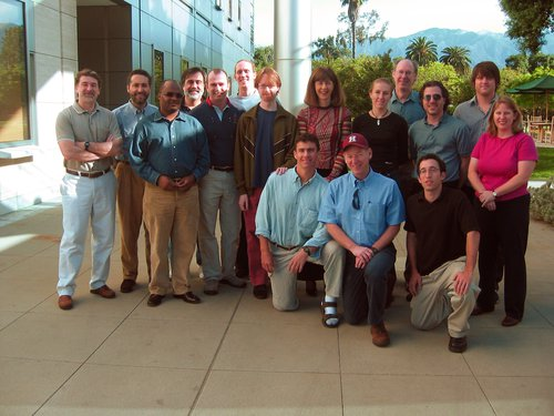 NSF Group Photo