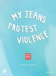 Jeans Protest