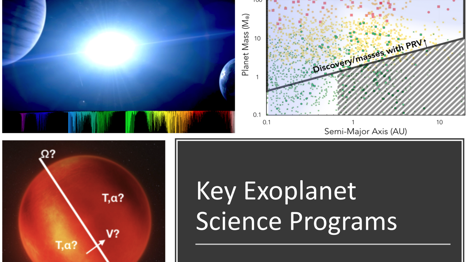 HISPEC exoplanets