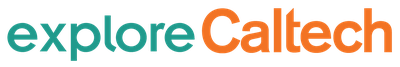 logo for Explore Caltech