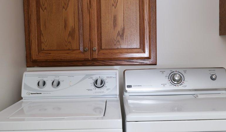 525 Washer Dryer