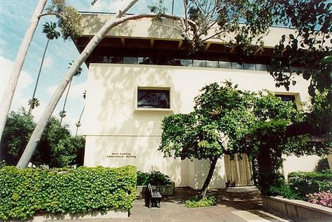 Photo of Keith Spalding Building at Caltech