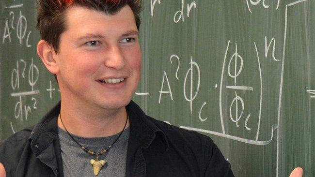 Professor Konstantin Batygin