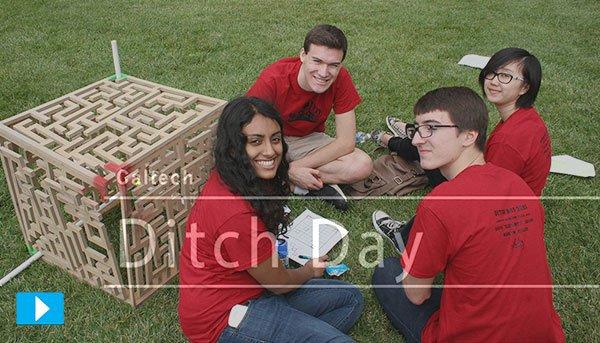 Caltech Ditch Day 2015