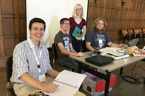 2018 Caltech Teaching Conference CTLO