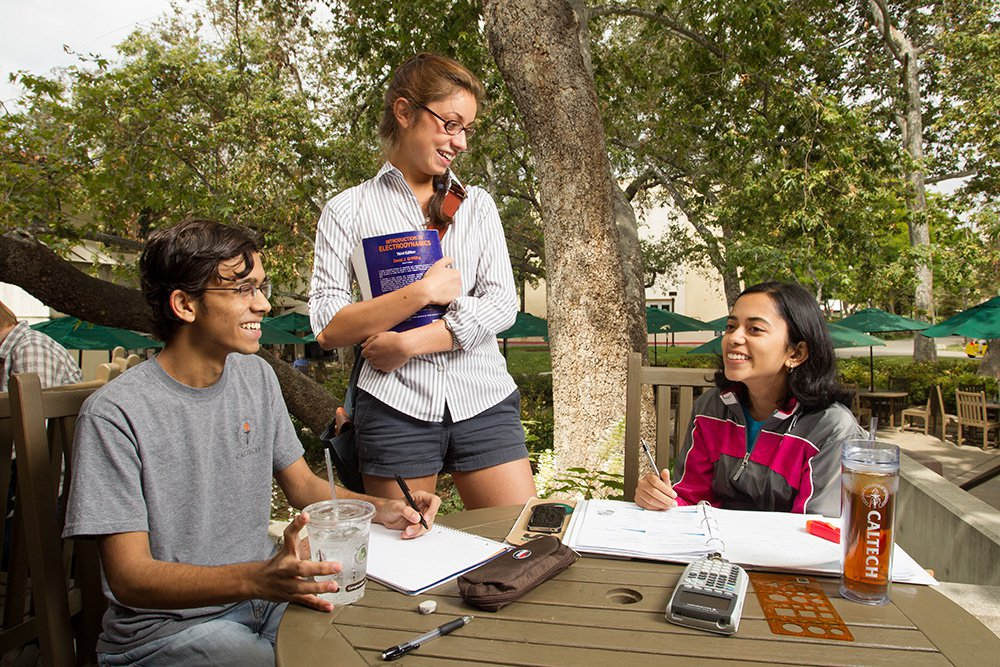 Caltech Admissions 2012