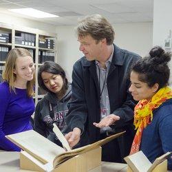 Gilmartin at Huntington Library (2015)