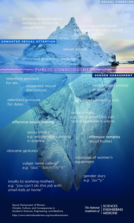 NAP - Iceberg Infographic