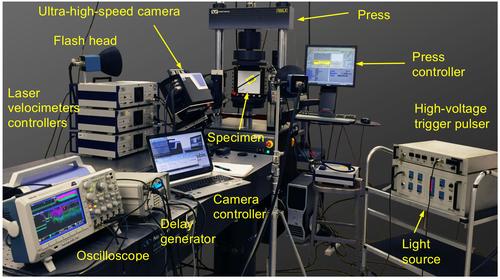 Dynamic Rupture Laboratory