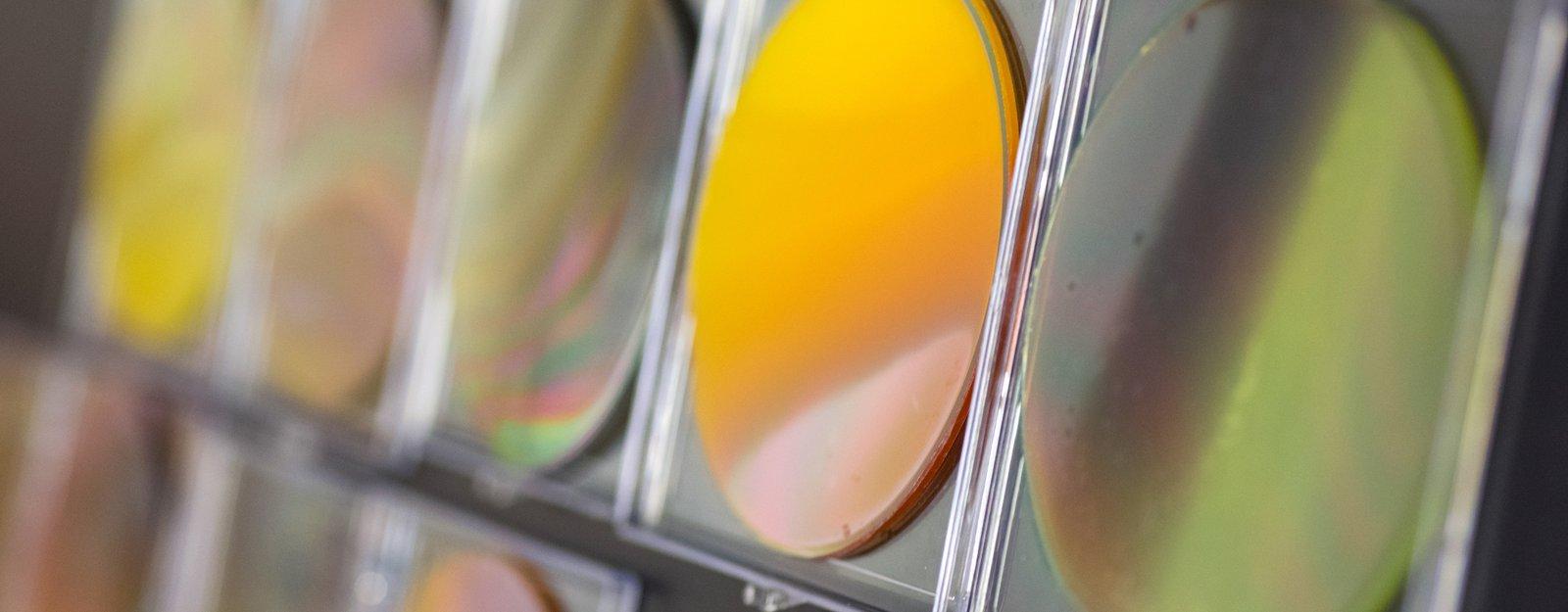 close up of materials