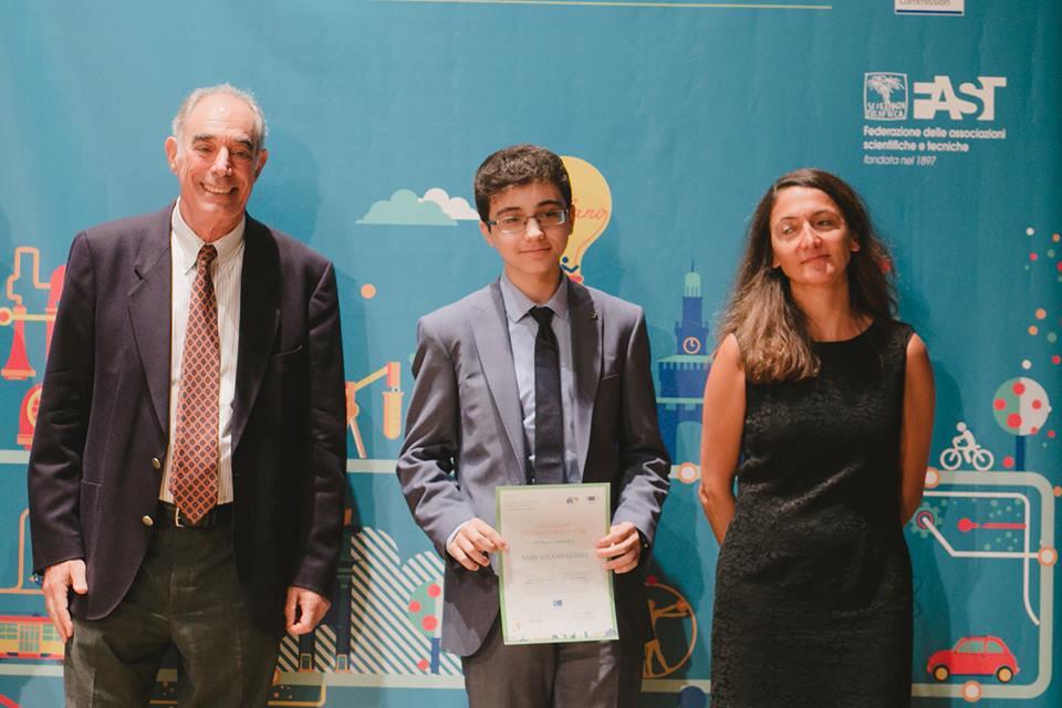 EUCYS Award