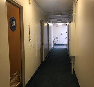 Braun Hallway