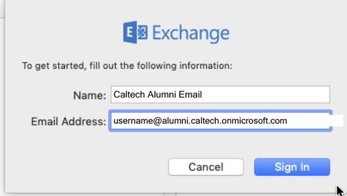 mac mail alumni