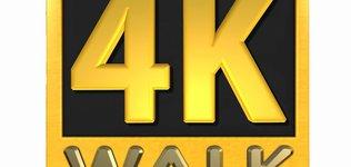 4K Walk logo
