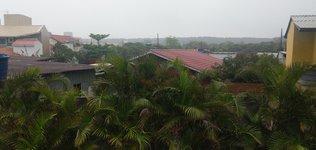View from Barra da Lagoa, Florianópolis, Brazil