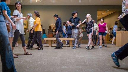 Norton Simon museum gallery