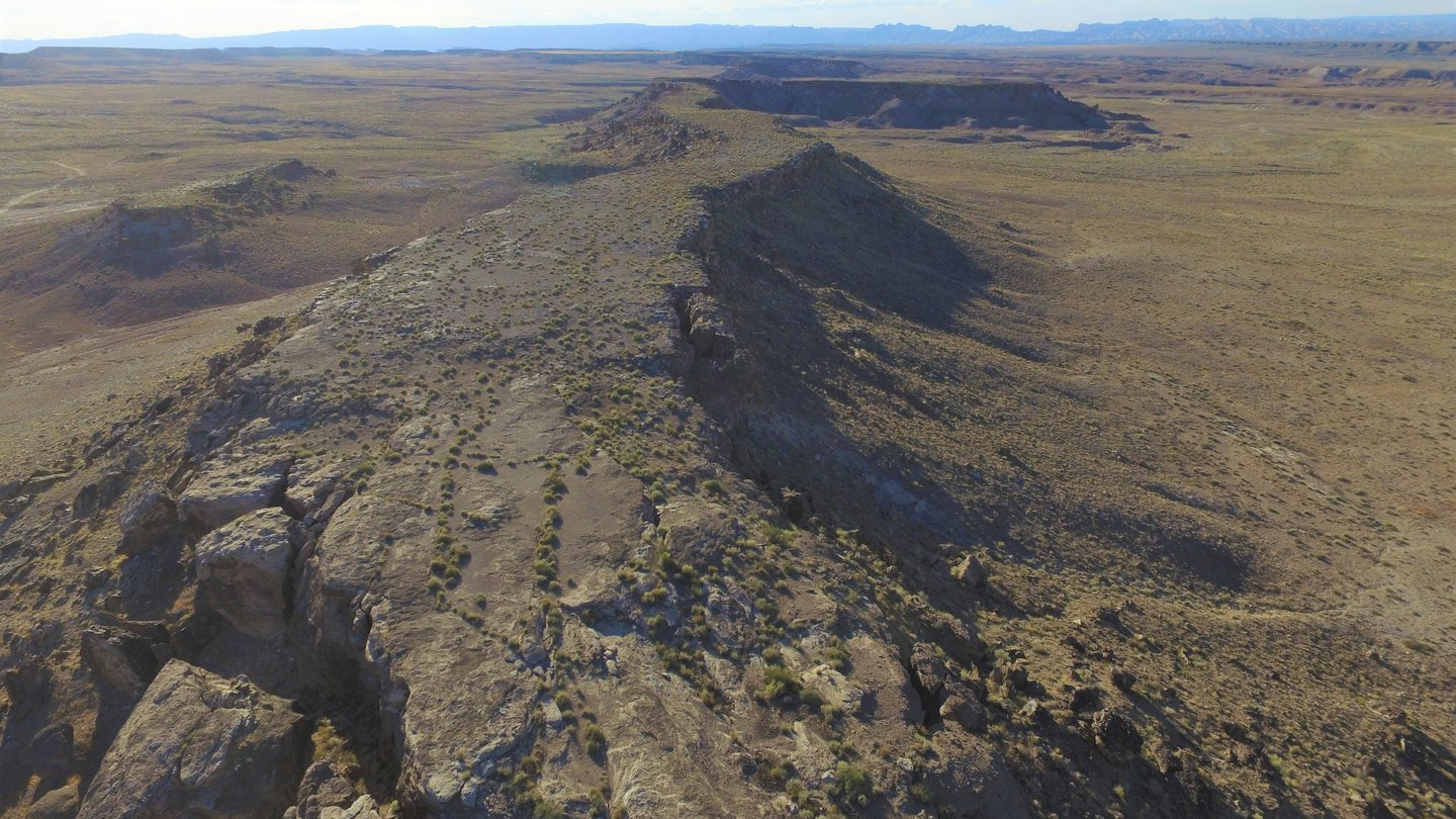 Ancient depositional rivers on Mars