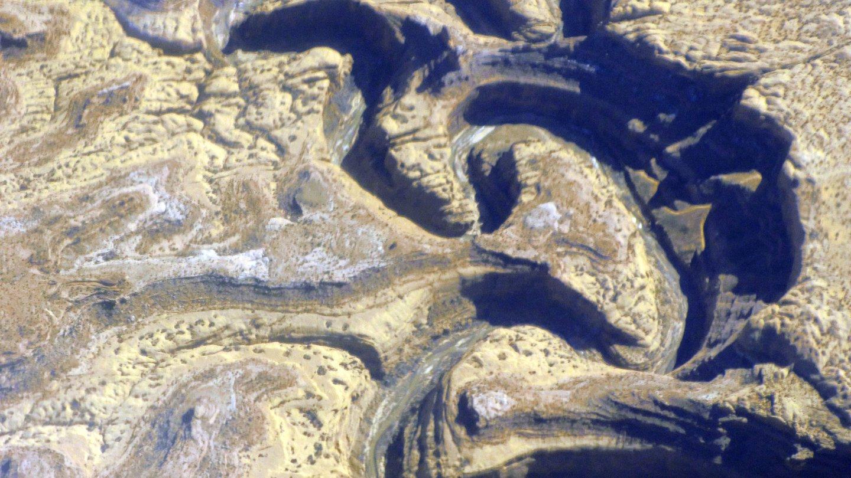 Bedrock valleys and terraces